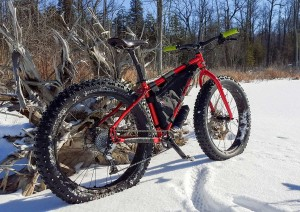 red-fat-bike