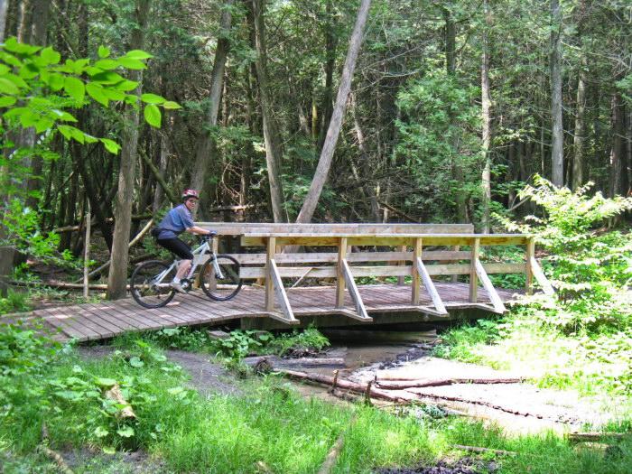 Stephen's Gulch – Park Trail