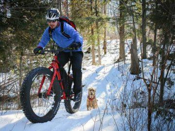 Winter Fatbike Riding In Ontario Ontario Bike Trails