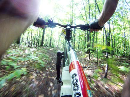 Dufferin Forest – MTB Trail