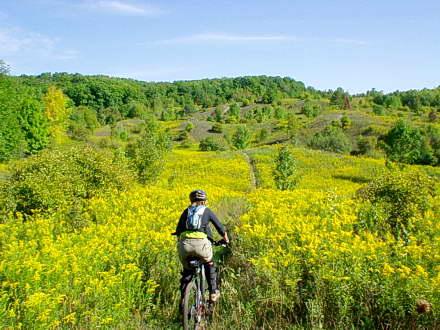 Glen Major – MTB Trail