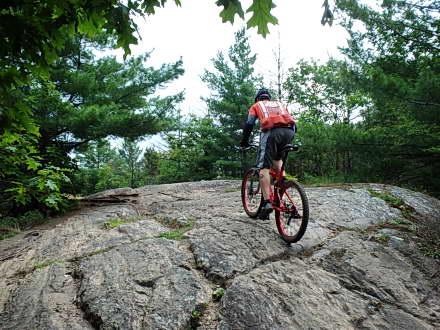 South March – MTB Trail