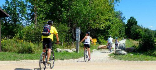 Georgain bike trail