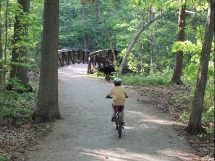 Morrison Valley – Park Trail