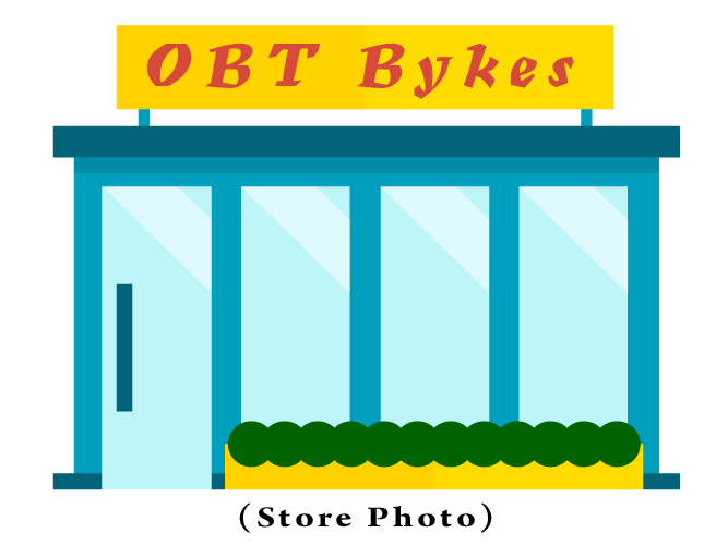 OBT Bykes – sample ad page