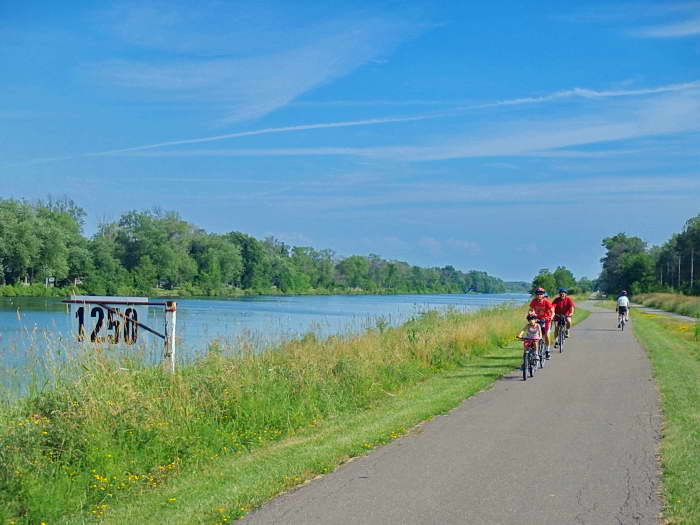 Welland Canal – Park Trail