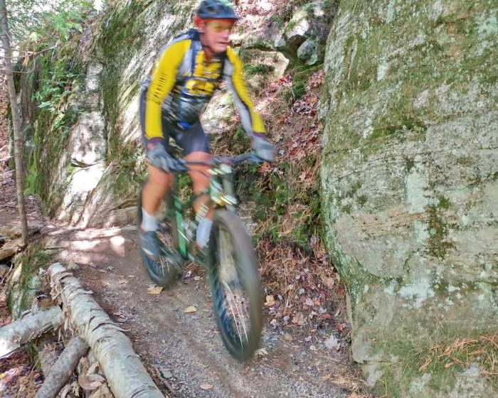 Buckwallow – MTB Trail