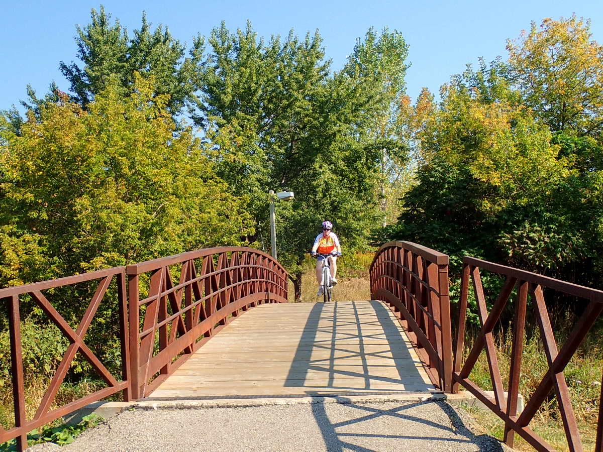 Upper Etobicoke – Park Trail