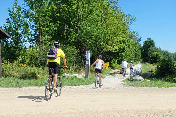 Georgian – Rail Trail