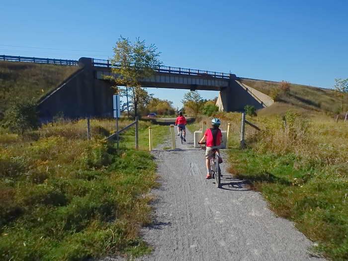 Omemee – Rail Trail