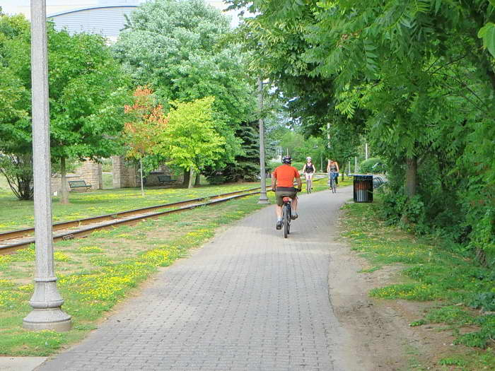 Speed River – Park / Rail Trail