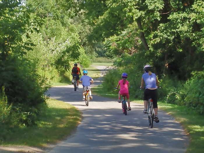 Upper Humber – Park Trail