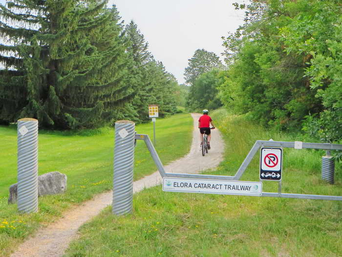 Elora Cataract – Rail Trail