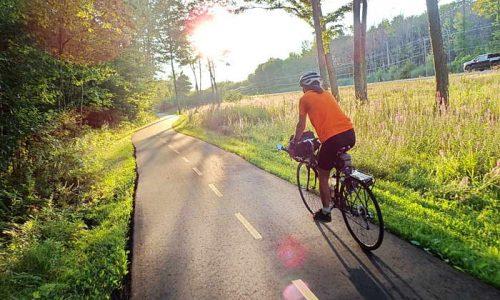 Cornwall bike trail