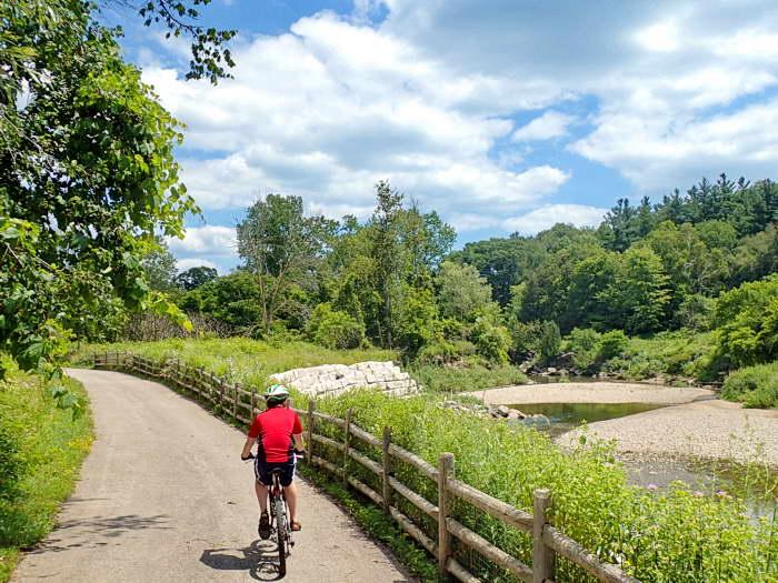 Highland Creek – Park Trail