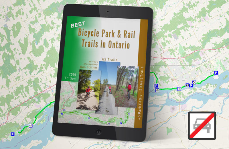 Bike Trail Guide - eBook