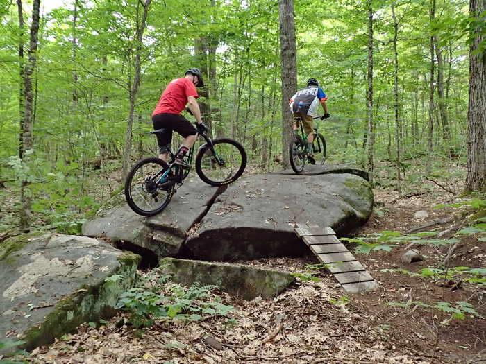 Bracebridge RMC – MTB / Park Trail