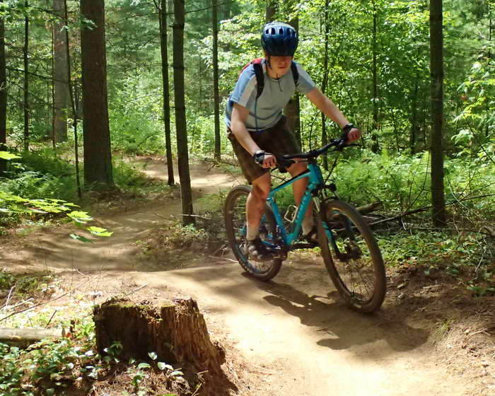 Larose Forest – MTB Trail