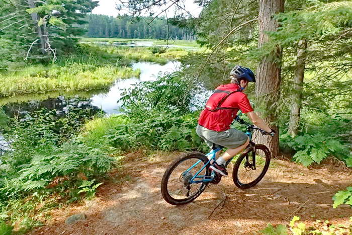 Forest Lea – MTB Trail