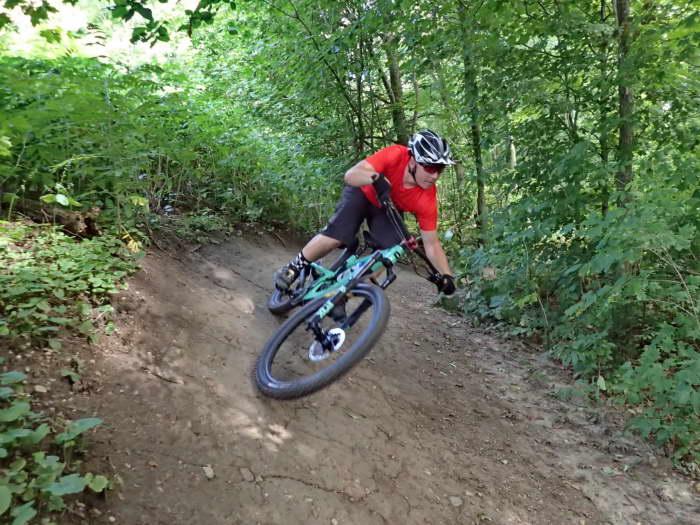 Hydro Cut – MTB Trail