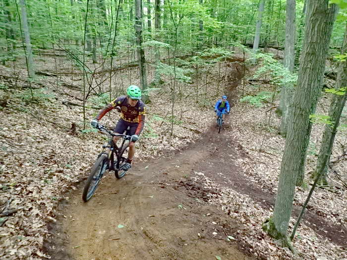 Dufferin Forest – MTB / Park Trail