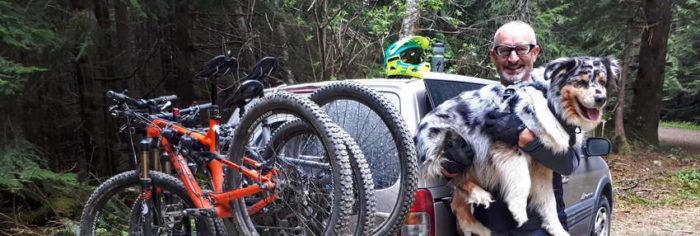 Paul dog bikes