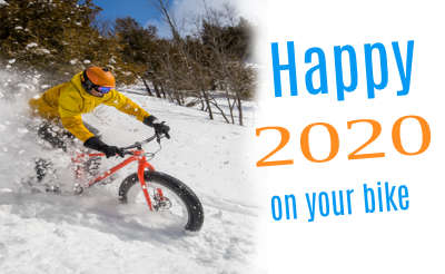 Happy 2020 on your bike