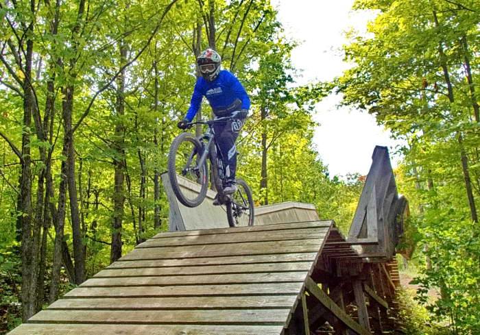 Blue Mountain – DH MTB Trail