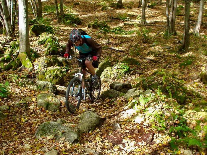 Three Stage – MTB Trail