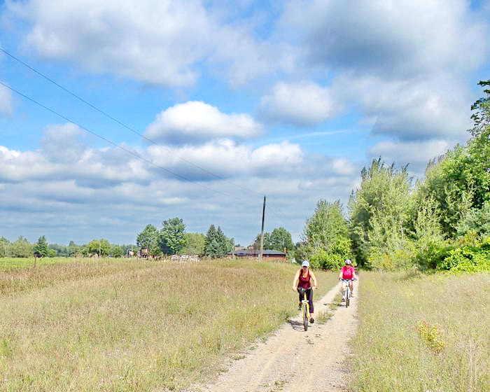 Sutton Zephyr – Rail Trail