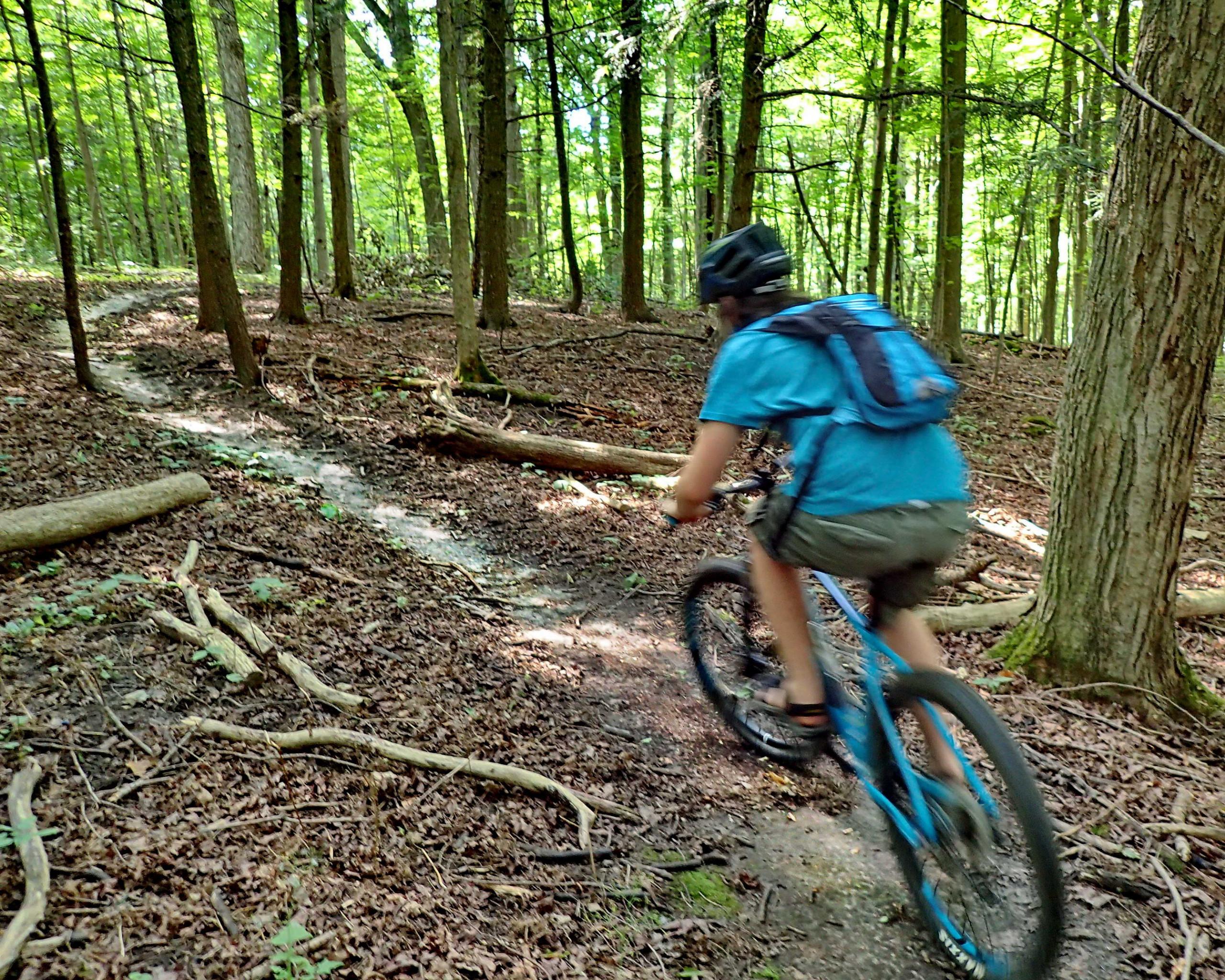 Coulson's Hill – MTB Trail